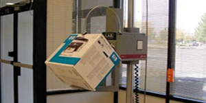Protective packaging testing