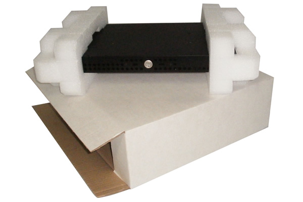 Protective Foam Packing for Computers