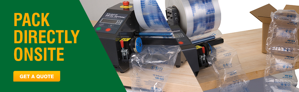 Onsite packaging systems banner
