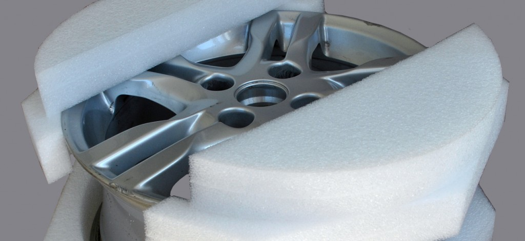 Alloy wheel protection