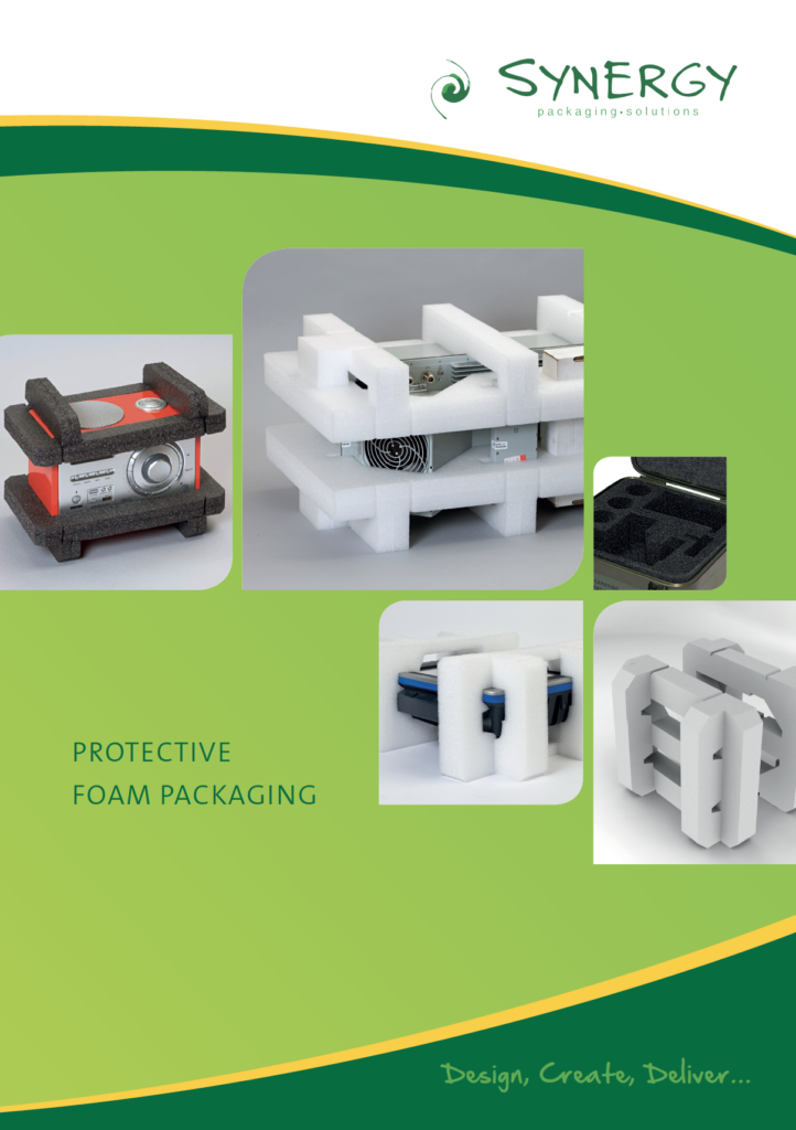 Synergy Packaging Brochure Cover